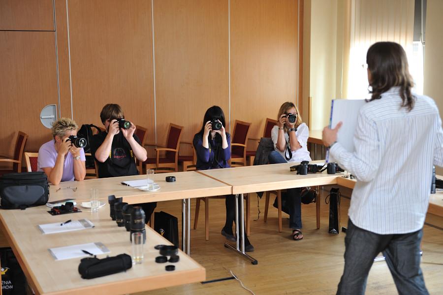 Kurs obsługi aparatu fotograficznego D80, D90