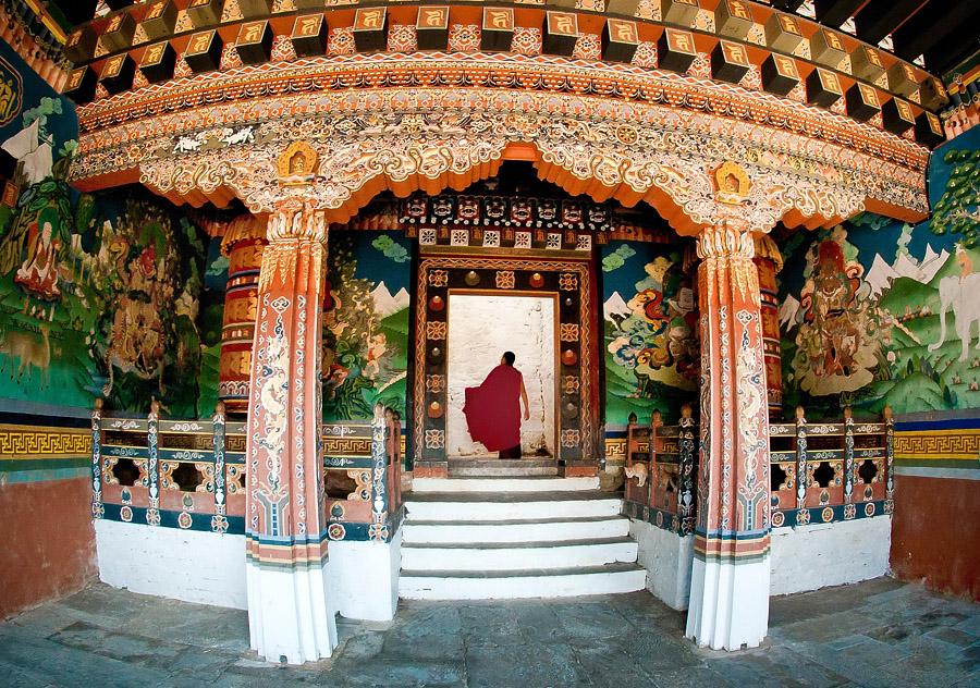 Dzong Phunaka