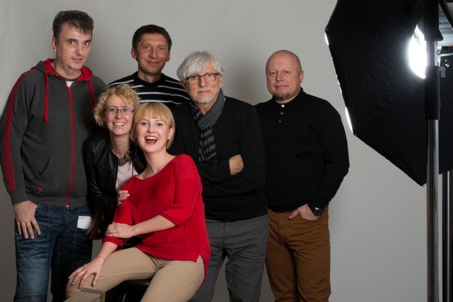 fot. Uczestnicy warsztatów Światło i Oświetlenie
