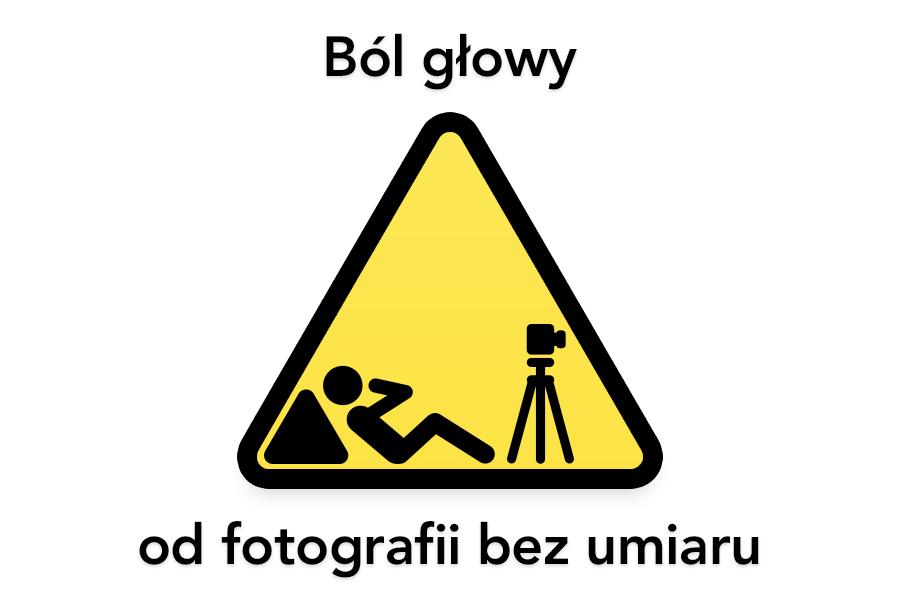 Naucz się nie robić zdjęć
